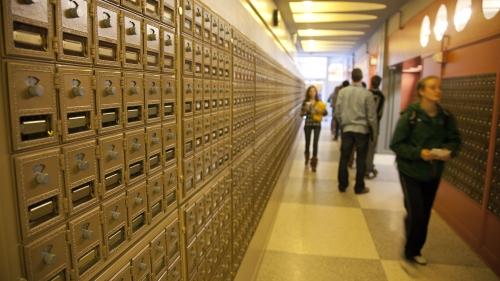 Hinman mailboxes