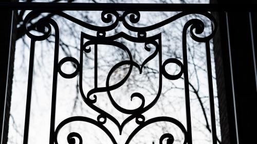 Campus gates