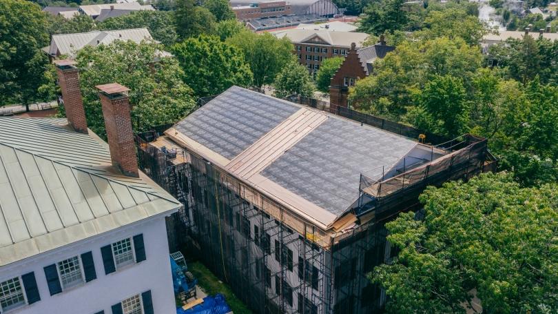 Thornton roof
