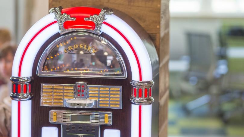 Jukebox at the DEN